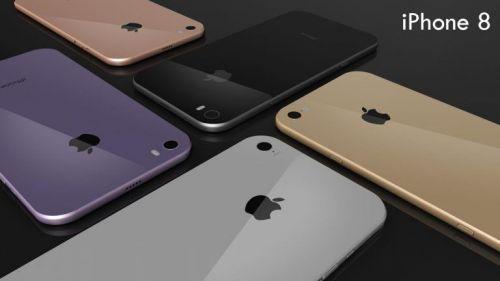 苹果手机怎么样 iphone8概念设计汇总(组图)